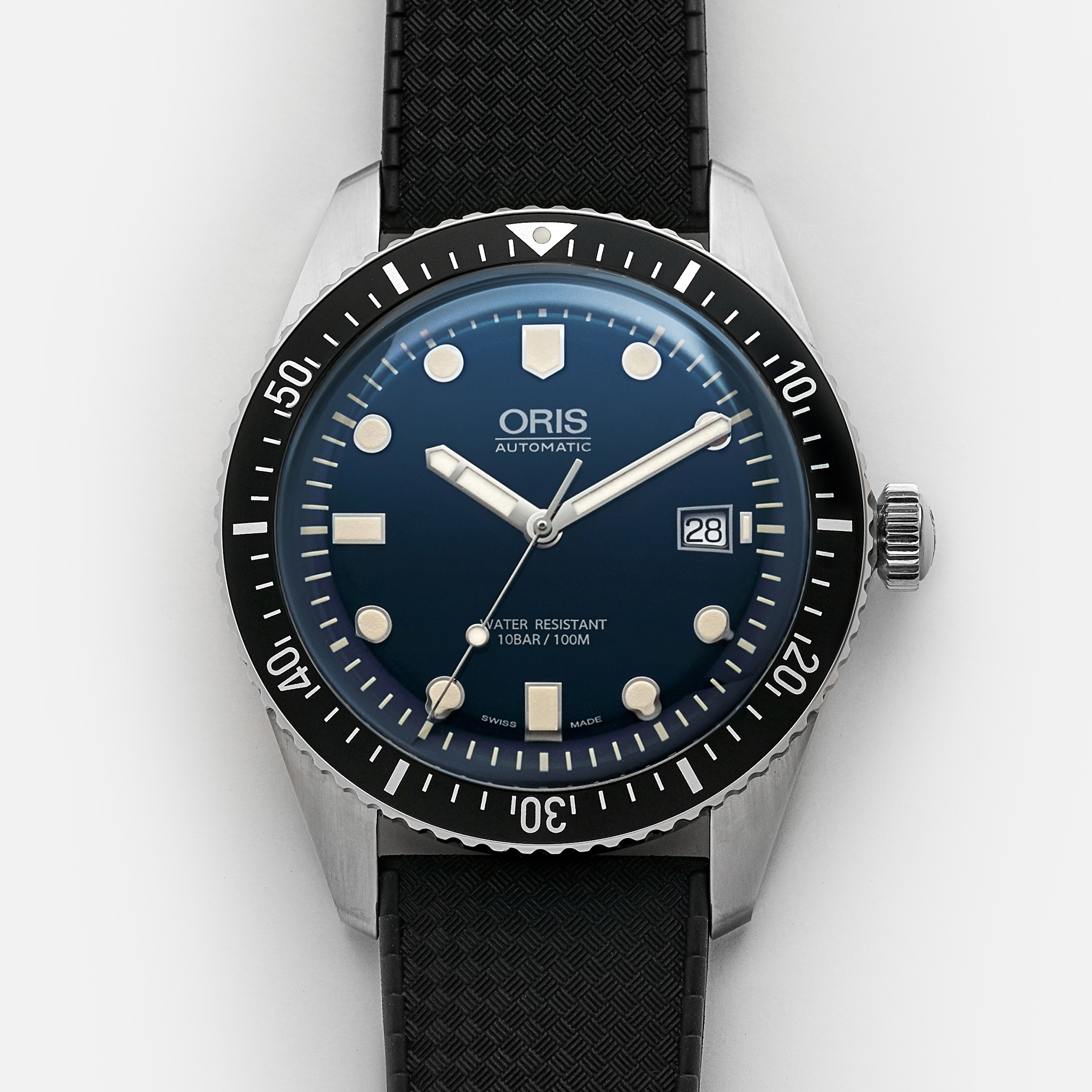 Divers Sixty-Five 42mm with Blue Dial